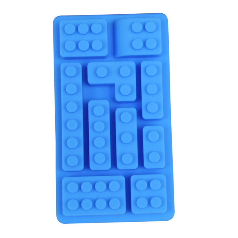 Lego Mold Silicone Ice Cube Tray Life Changing Products