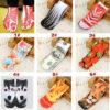 Novelty Socks Funny 3D Art Designs