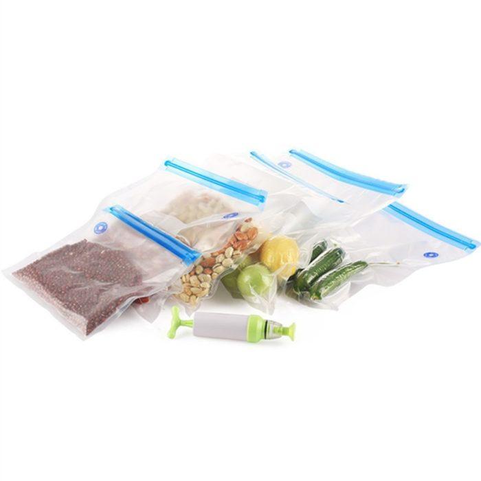 Vacuum Seal Bags Storage Set