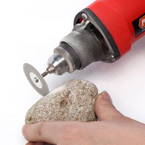 Diamond Drill Bit Round Blades