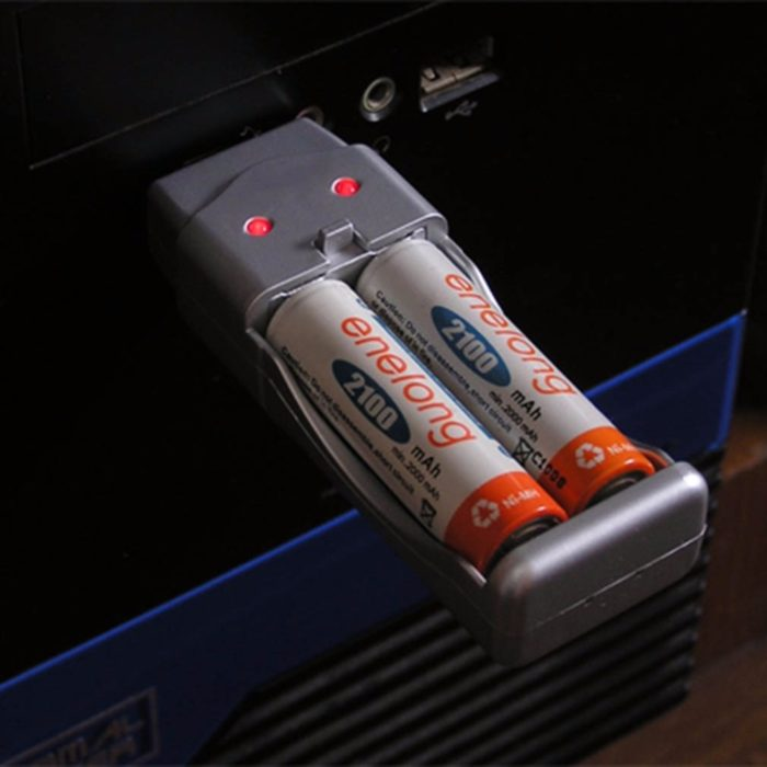 AA Battery Charger Ni-MH AAA 2A 3A