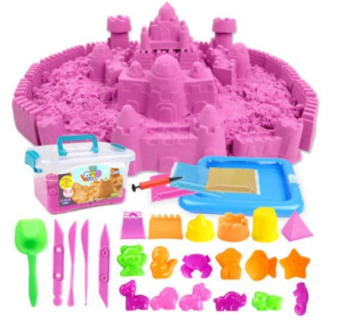 Kinetic Sand Sensory Art Toy Set