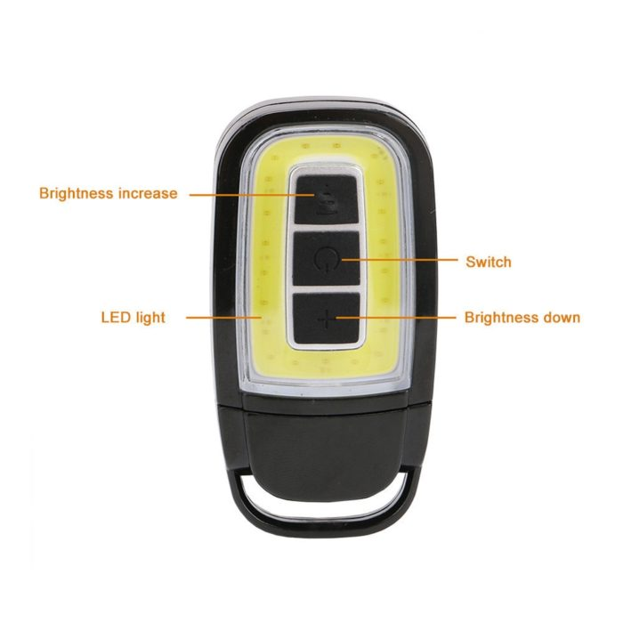 Camping Lights Mini USB LED Torch