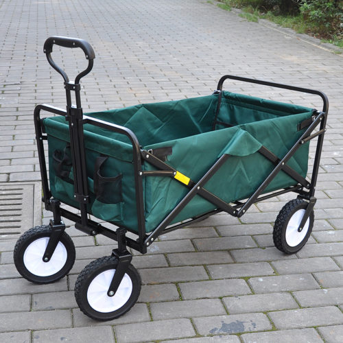 Folding Trolley Portable Pull Cart
