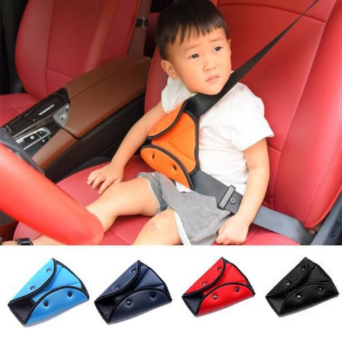 Seat Belt Pads Triangular Protection