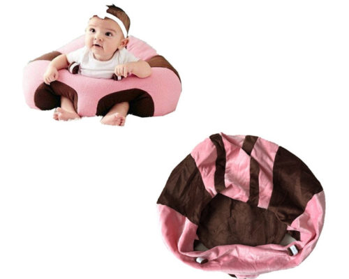 Baby Chair Plush Back Support (No Filler)