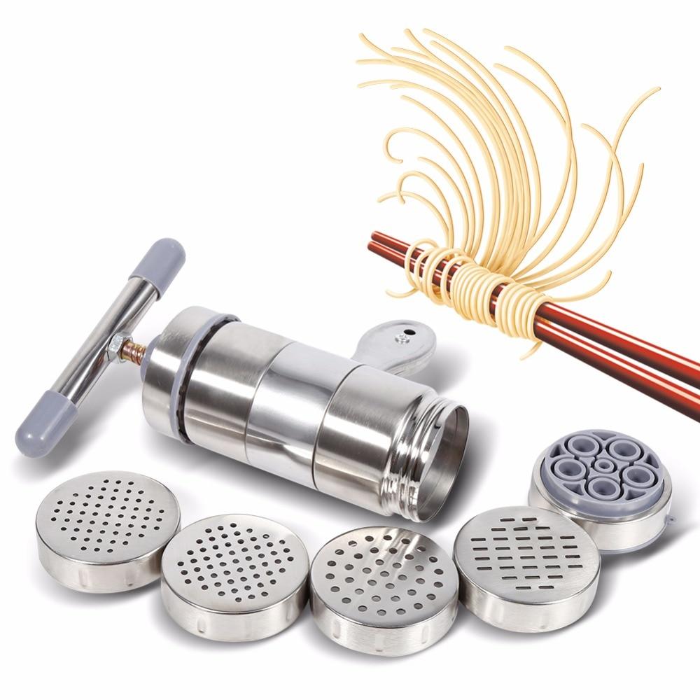 Pasta Maker Handheld Mold Press