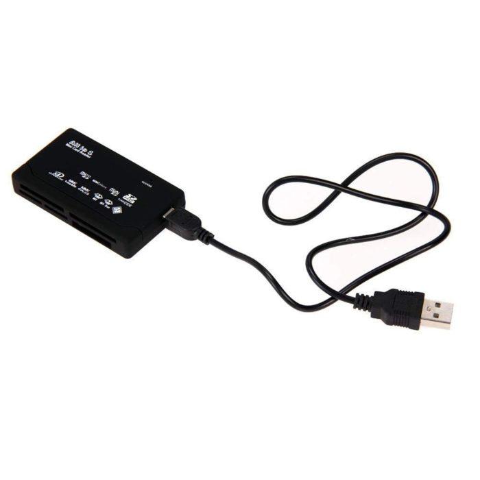 Memory Card Reader USB Device