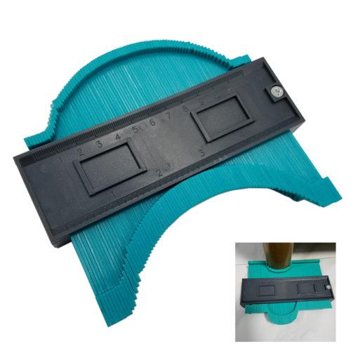 Contour Gauge Plastic Angle Copier