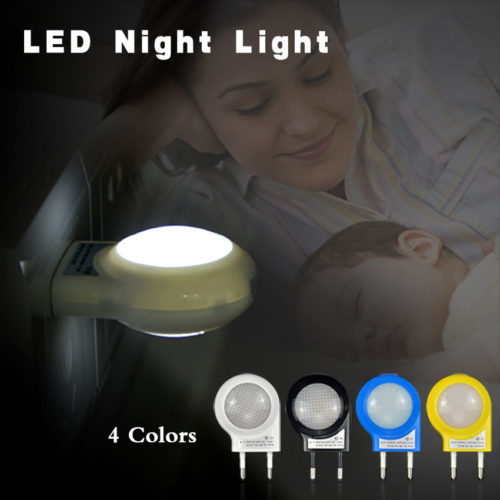 Plug In Night Light LED Lamp