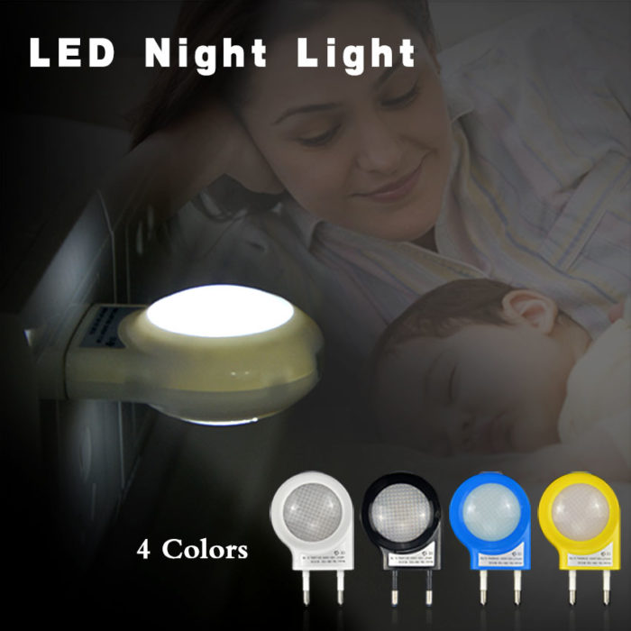 Plug In Night Light LED Lamp
