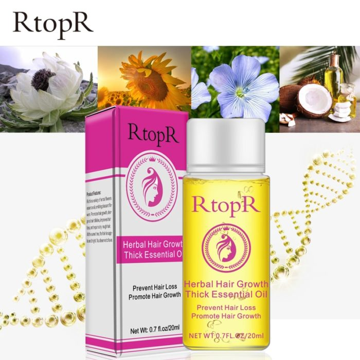 Herbal Hair Loss Treatment Serum