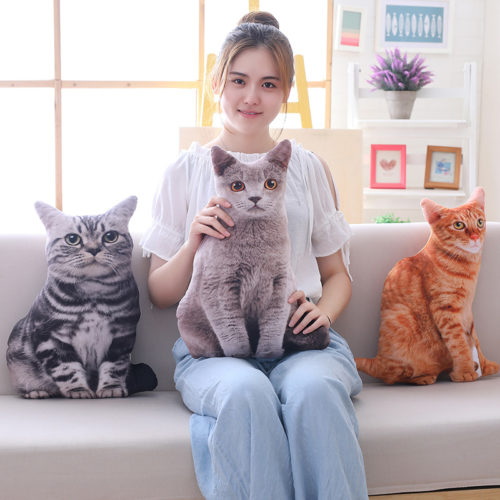 Cat Stuffed Animals Plush Toy