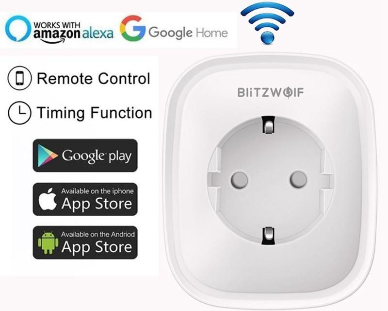 Smart Plug WiFi Remote Control