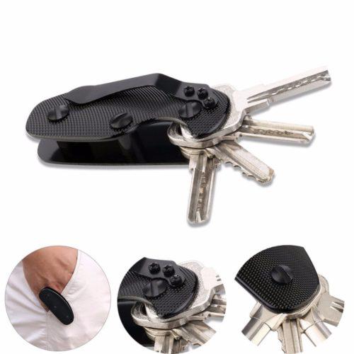 EDC Keychain Holder Tool Clamp