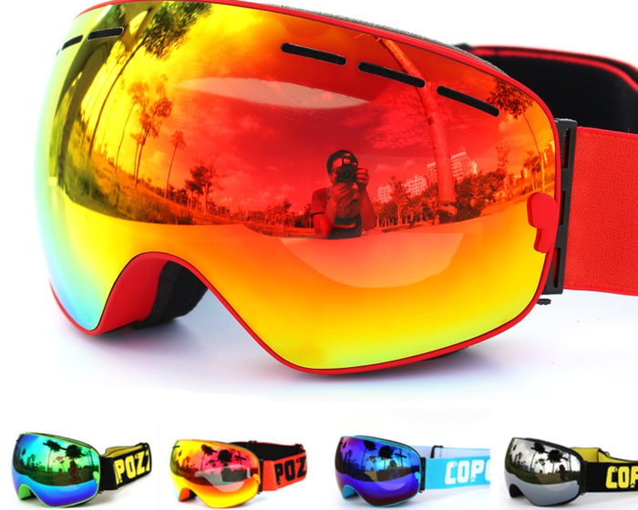 High-Performance Ski Goggles