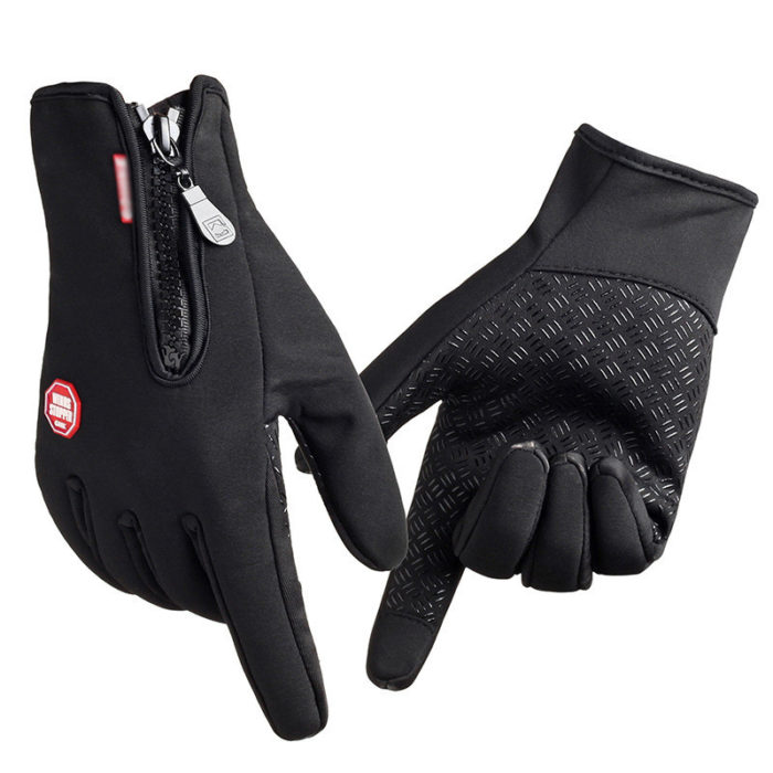 Winter Gloves Waterproof and Warm
