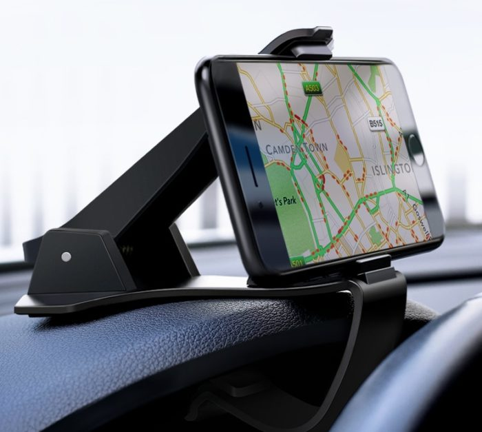 Car Mobile Holder with Adjustable Clip