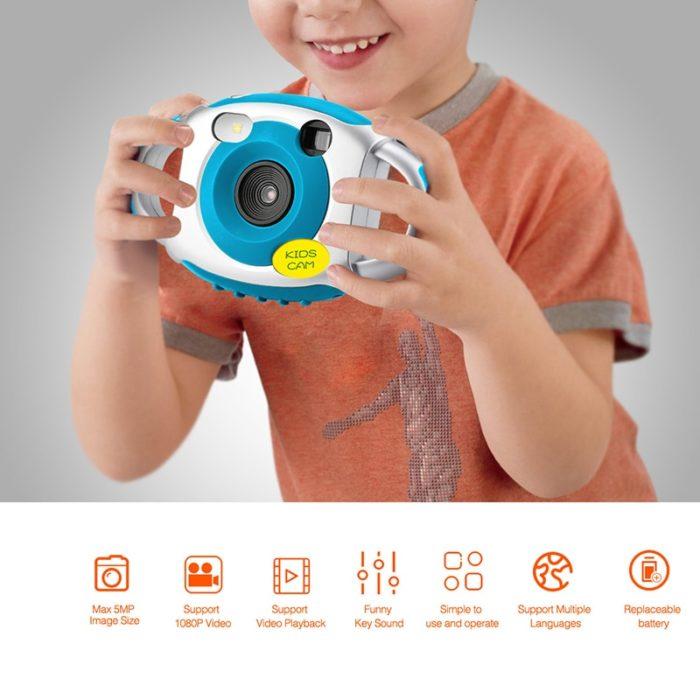 Digital Toy Camera Video Recorder