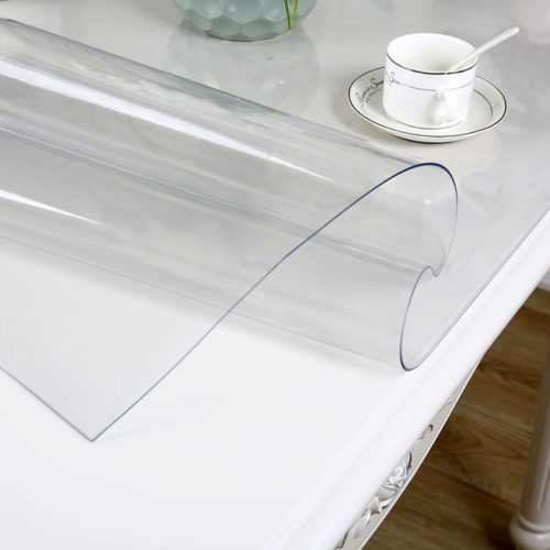 Transparent PVC Tablecloth