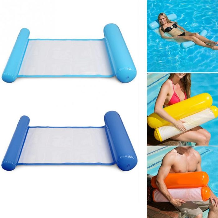 Adult Pool Floats Inflatable Bed