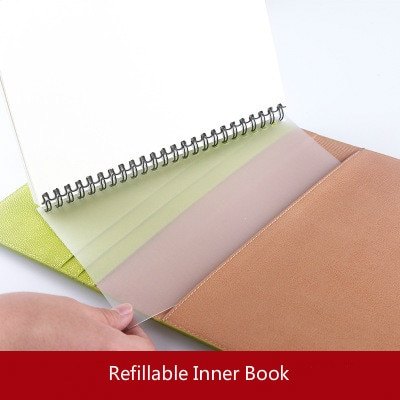 Custom Planner A5 Notebook Organizer