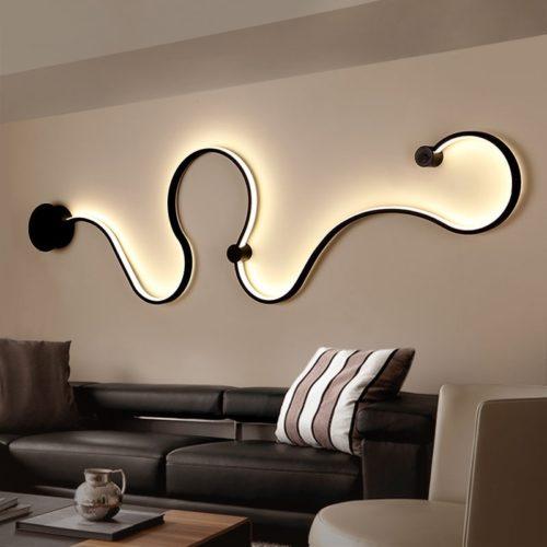 Indoor Wall Lights Creative Lamp Fixtures