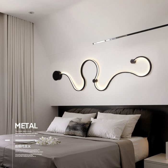 Indoor Wall Lights Creative Lamp Fixtures