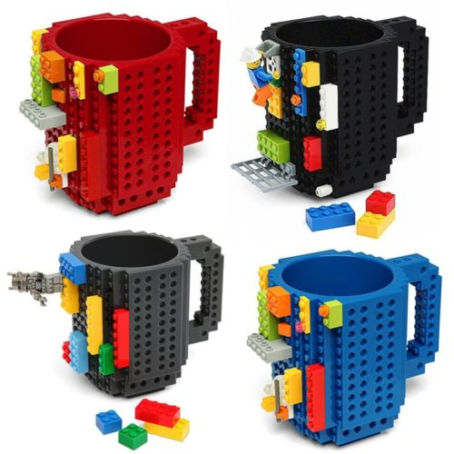 Lego Lovers' Coffee Cup