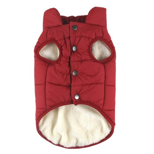 Winter Clothes Warmer for Dogs