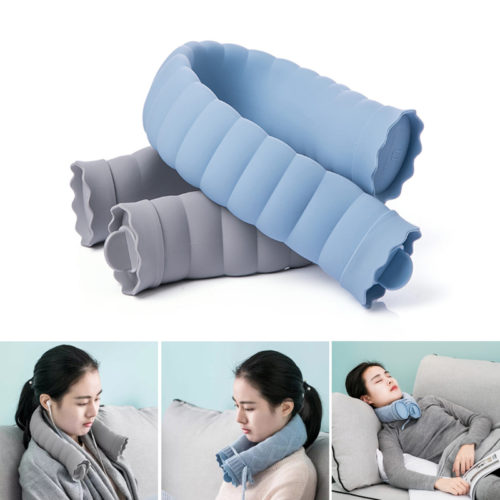 Neck Warmer Silicone Hot Water Bottle