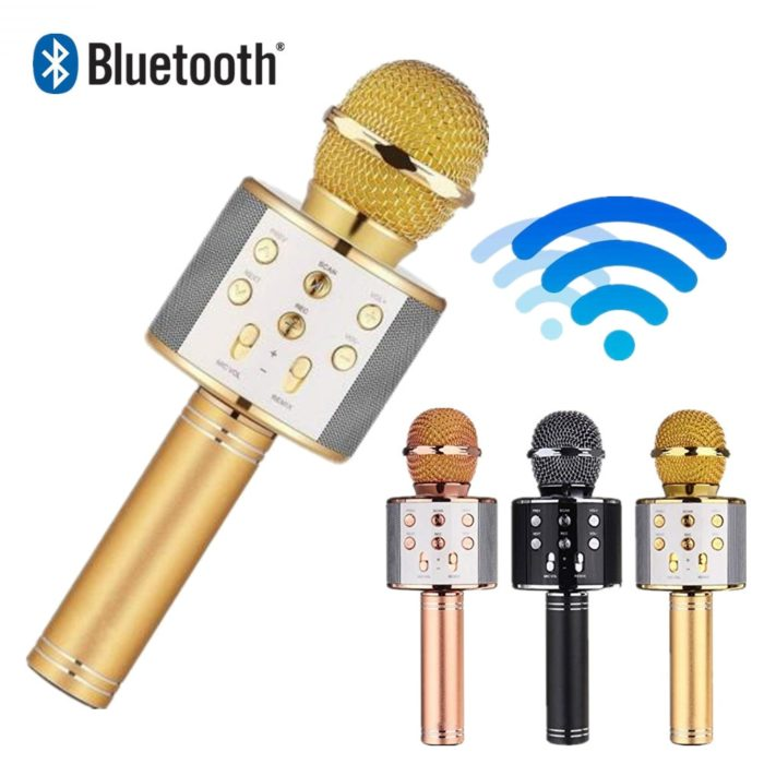 Bluetooth Wireless Microphone