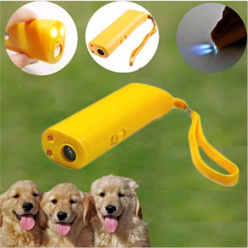 Dog Training Device 3-in-1 Function