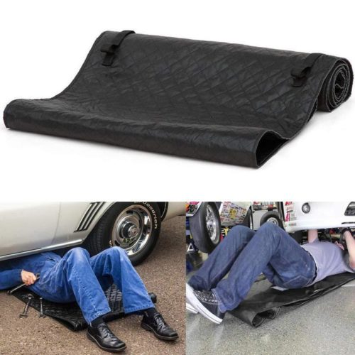Car Creeper Mat Portable Rolling Pad