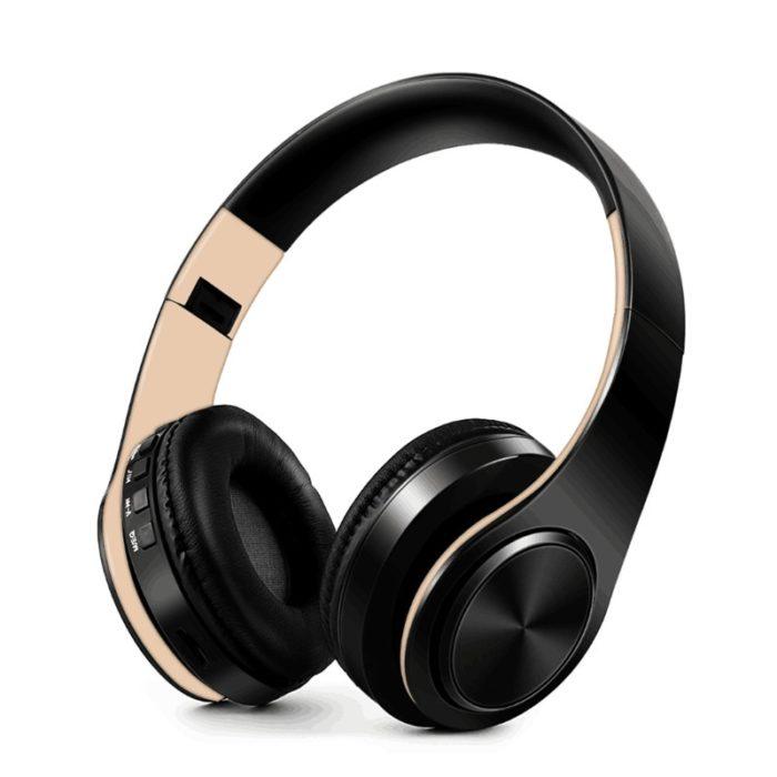 Best Headphone Bluetooth Headset Foldable