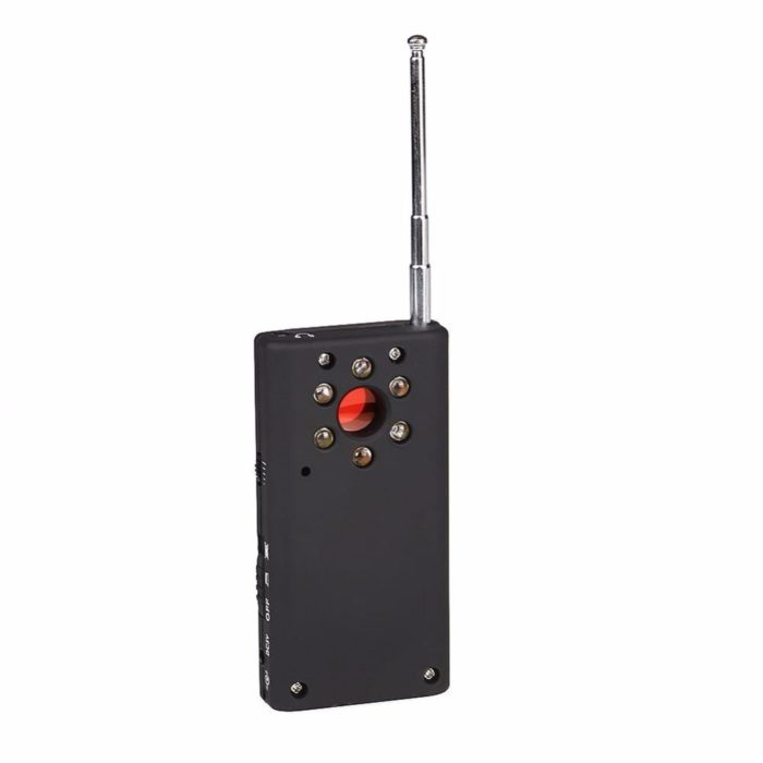 Camera Detector Frequency Laser Finder