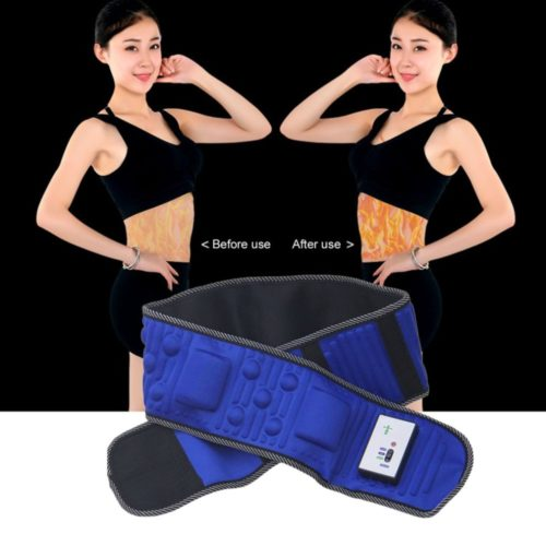 Slim Belt Fitness Vibrating Waist Trainer