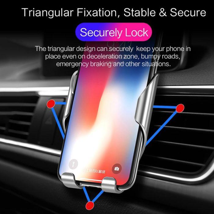 360 Degree Rotating Cell Phone Holder
