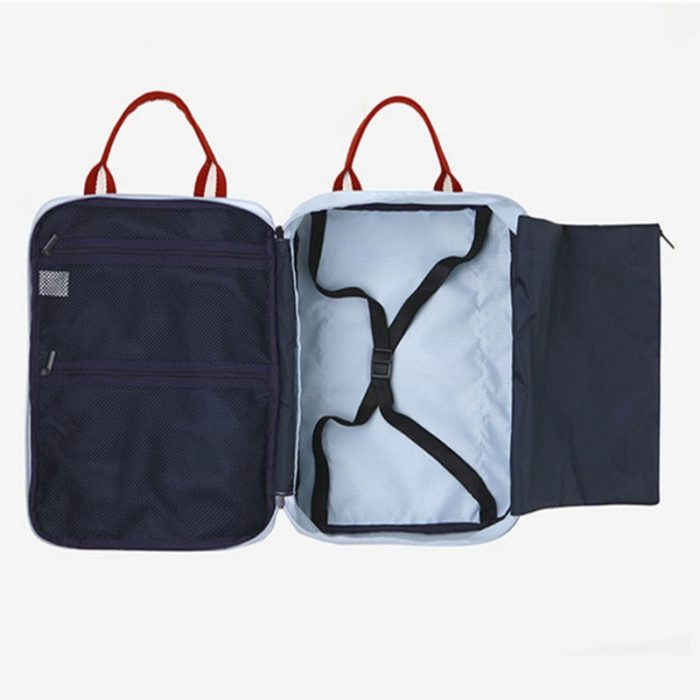 Weekender Bag Nylon Carry On Luggage