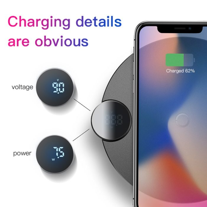 Universal Fast Wireless Charger