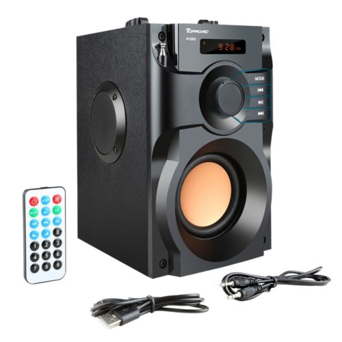 Stereo Speakers Wireless Music Player