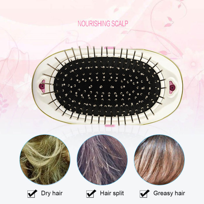 Ionic Hair Brush Massage Comb