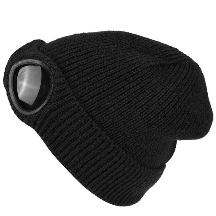 Beanie Cap Goggles Headwear