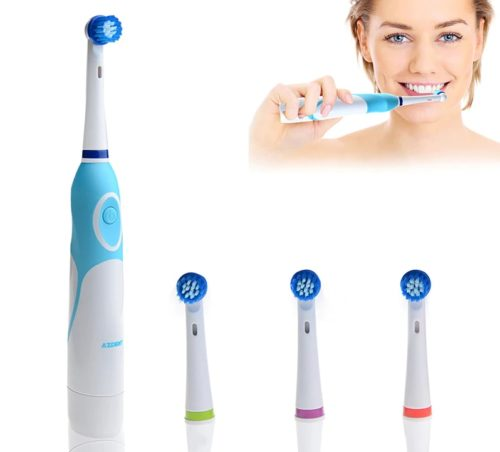 Electric Brush Battery Operated Toothbrush