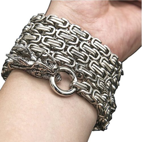 Hand Bracelet Dragon Defensive Chain