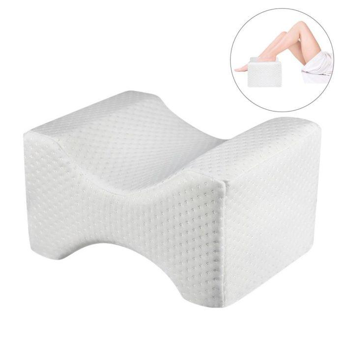 Knee Pillow Leg Memory Foam Cushion