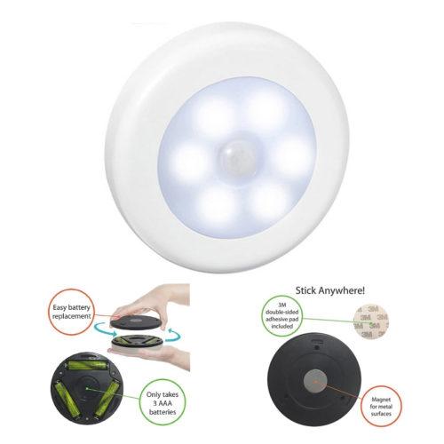 Motion Lights Sensor LED Wall Lamp