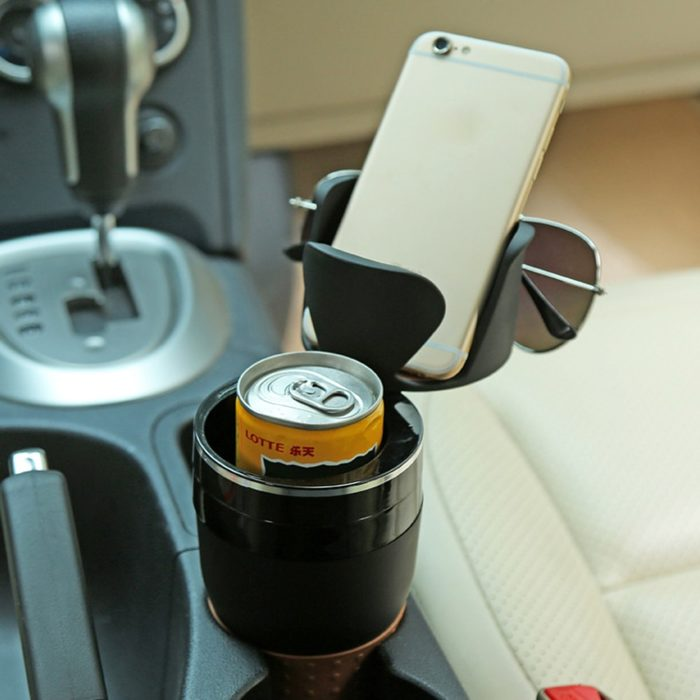 Car Bottle Holder Drink Cup Container