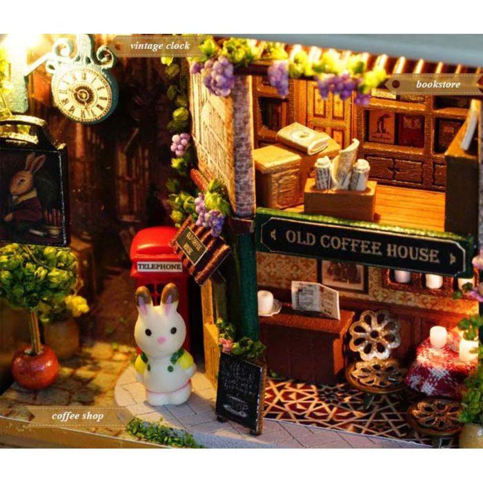 Doll House Kits Assembly Box