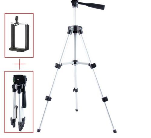 Camera Stand Flexible and Portable Tripod